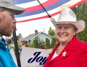 Joy Gilfilen for Whatcom County Sheriff